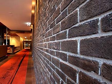 Brick buildings are naturally energy-efficient