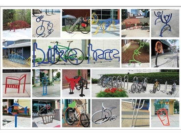 Bicycle Racks for Public Environments from Etcetera l jpg