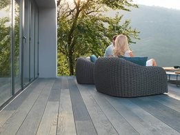 Millboard: A composite decking
