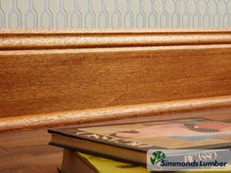 Meranti: Premium timber mouldings