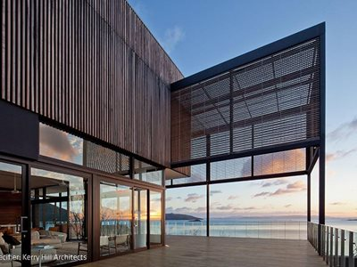 External Architectural Panelling by Screenwood Hayman