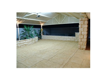 Limestone products add style and character to outdoor areas
