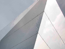 SOLIDAL® Pre-finished, Pre-fabricated Solid Aluminium (Non-combustible)
