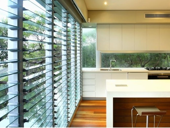 Screens and louvre window systems from Breezway