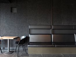 CSR Himmel launch Troldtekt Design: Routed Wood Wool Panels