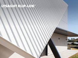 KLIP-LOK® concealed fixed roofing
