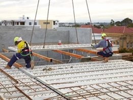 ​Austral Deck - Precast Concrete Decking and Permanent Formwork Solution