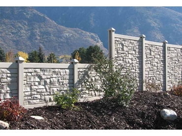SimTek Composite Fencing with Direct Sound Block Out by Composite Materials Australia l jpg