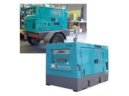 Industrial Diesel Air Compressors from REDSTAR