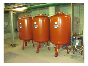 Duraflex Expansion and Deairation Systems from Automatic Heating
