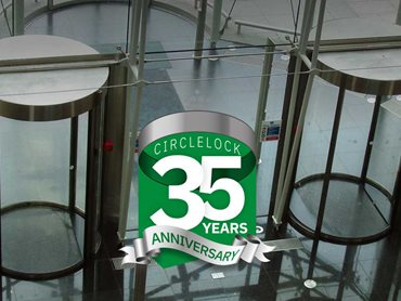 Boon Edam's Circlelock range has continuously evolved over its 35-year history
