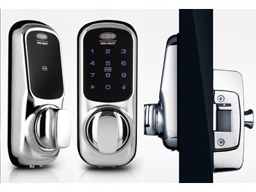 Keyless Entry Locksets by Lockwood Australia l jpg