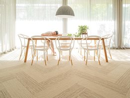 OSLO Carpet Planks: Nordic inspired design