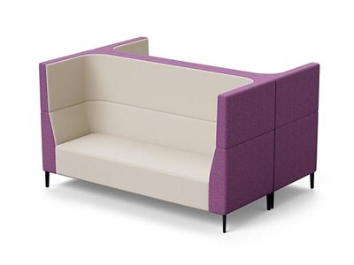 Detailed product image of Haven Lounge purple