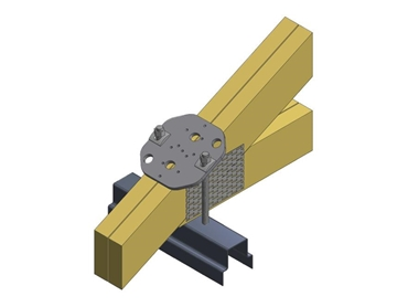 High Capacity Timber Truss Connectors from Pryda Australia