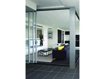 Sliding and Stacker Doors For Commercial Apartments and Fit outs From Trend Windows l