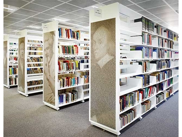 Mobile Shelving and Library Shelving - Book Shelves, Archive Shelving