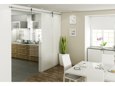 Luxury Smooth Slido Sliding Door Series from Hafele Australia l jpg