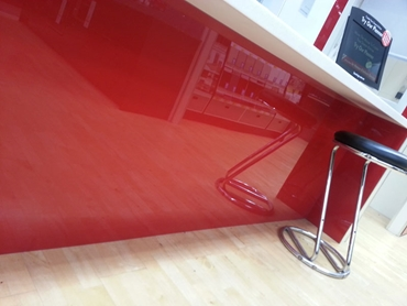 ​Quality IPA Acrylic Splashbacks for Commercial and Domestic Applications