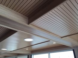Key-R-Line: Linear architectural panels