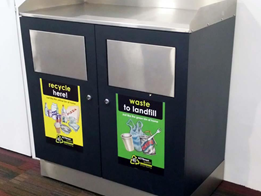 Litter Bins and Tray Return