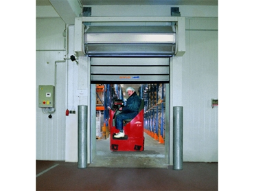 Efaflex SST High Speed Insulated Doors from DMF International
