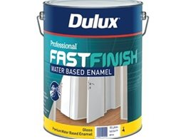 Dulux Professional Fast Finish Trade Paint Range