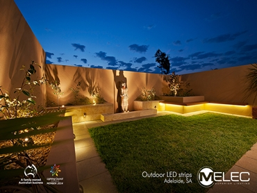 M-Elec Residential Outdoor LED strip lights