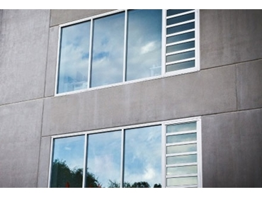 Fresh natural air ventilation with contemporary Outward window systems