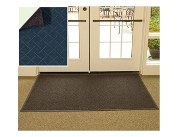 Enviro Plus Diamond Weave No Entrance Mats from General Mat Company l jpg