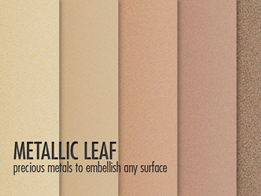 Polytec Metallic Leaf