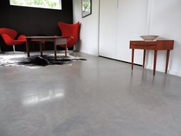 Real 10mm concrete overlays for custom floor finishes