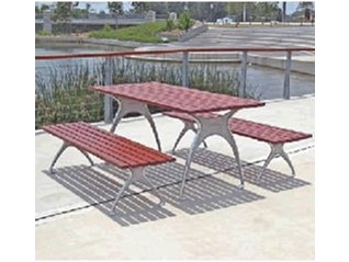 Stylish Street and Park Furniture by D O Smith Sons l jpg