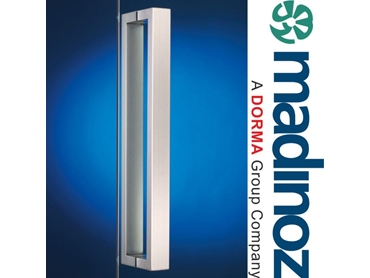 Custom Designed Architectural Door Hardware from Madinoz