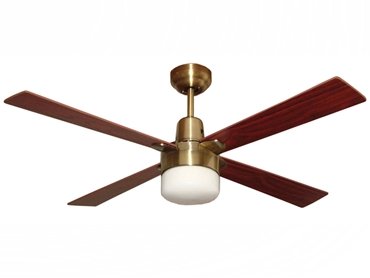 The Alpha Series ceiling fan by Martec