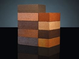 PGH Bricks & Pavers: Colours and textures
