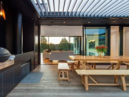 Louvretec Opening Roofs: Creating outdoor rooms