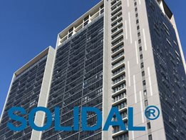 SOLIDAL Curtain Wall (Non-combustible)