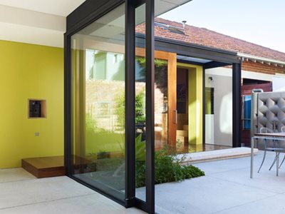 Sliding Door Residential External Door
