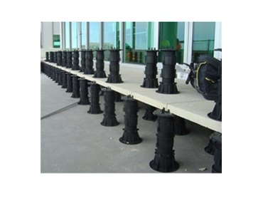 Buzon Pedestals for Raised Floors from Pasco Construction Solutions l jpg