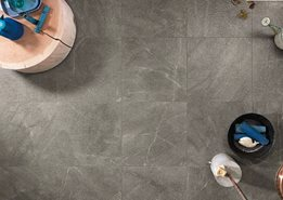 Wall Tiles and Porcelain Stoneware  - The White Experience