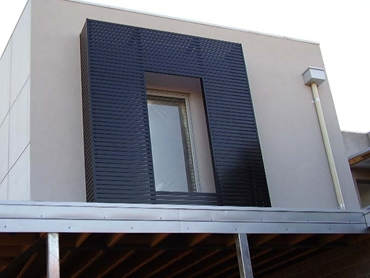 Window screens for commercial and residential applications