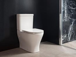 Reach II® back to wall toilet suite: Rear or side entry by Kohler