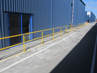 Safestop™ Industrial Barriers