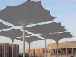 Automated Retractable Umbrellas - Zahra Range