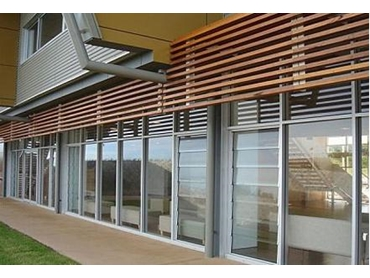 Natural Louvered Ventilators for Smoke Control by Colt International