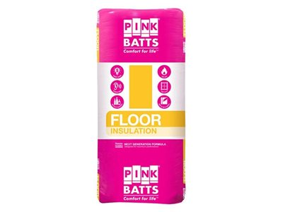 Fletcher Insulation Pink Batts Floor