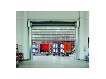 PVC Doors, Traffic Doors and High Speed Doors by DMF International