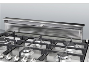 Unobtrusive Kitchen Ventilation Systems by Parmco Downdraft