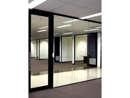 Multiglaze Glazed Aluminium Partitioning System for a Versatile Office Environment